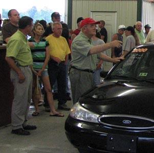 Auto Auction Pomona